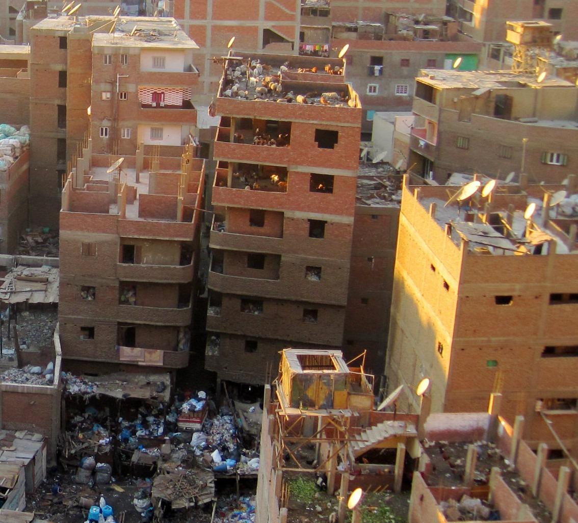 Sanctuary City Slums